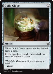 Guild Globe (FOIL)