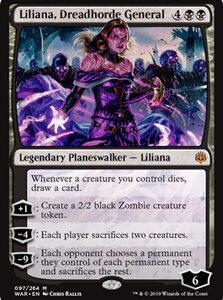 Liliana, Dreadhorde General (FOIL)