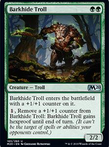 Barkhide Troll (FOIL)