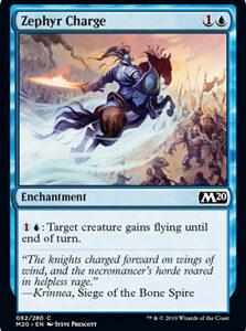 Zephyr Charge (FOIL)