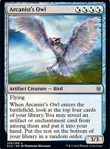Arcanist's Owl (FOIL)
