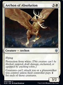 Archon of Absolution (FOIL)