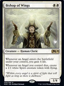 Bishop of Wings (Promo Pack) (FOIL)