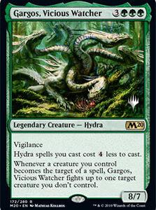 Gargos, Vicious Watcher (Promo Pack)