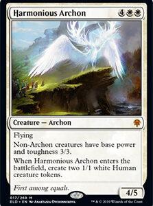 Harmonious Archon (FOIL)