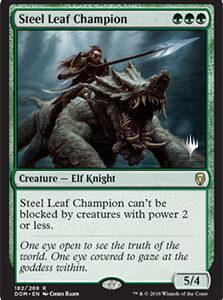 Steel Leaf Champion (Promo Pack)