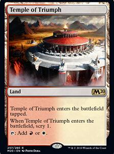 Temple of Triumph (Promo Pack)