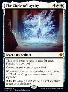 The Circle of Loyalty (FOIL)