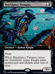 Blacklance Paragon (Extended Art)