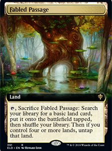 Fabled Passage (Extended Art)