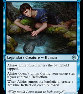 Alirios, Enraptured (FOIL)