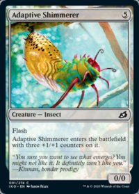 Adaptive Shimmerer (FOIL)