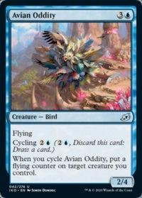 Avian Oddity (FOIL)