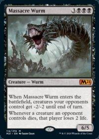 Massacre Wurm