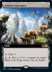 Animal Sanctuary (Extended) (FOIL)