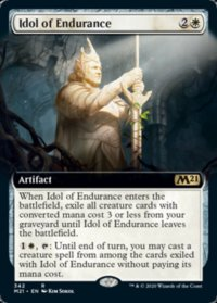 Idol of Endurance (Extended) (FOIL)