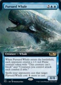 Pursued Whale (Extended) (FOIL)