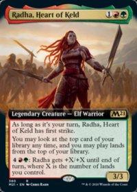 Radha, Heart of Keld (Extended) (FOIL)