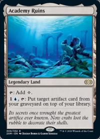 Academy Ruins (Double Masters Boxtopper) (FOIL)