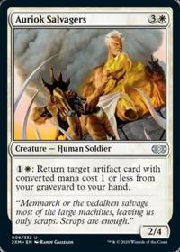 Auriok Salvagers (FOIL)