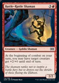 Battle-Rattle Shaman (FOIL)