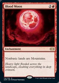 Blood Moon (Double Masters Boxtopper) (FOIL)