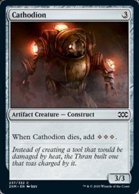 Cathodion (FOIL)
