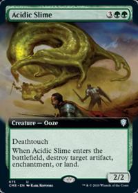 Acidic Slime (Extended Art) (FOIL)