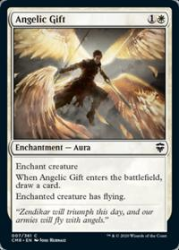 Angelic Gift (FOIL)