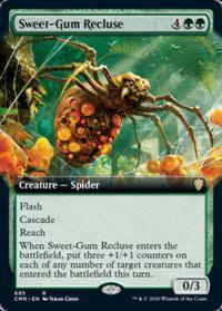 Sweet-Gum Recluse (Extended Art) (FOIL)
