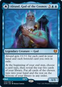 Alrund, God of the Cosmos (FOIL)