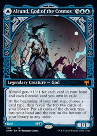 Alrund, God of the Cosmos (Showcase) (FOIL)
