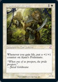 Ajani's Pridemate (FOIL)